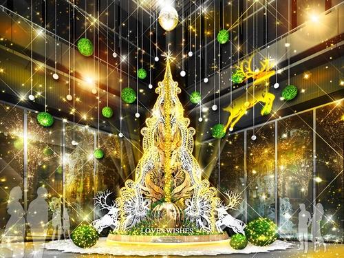 丸の内クリスマスライツイメージ